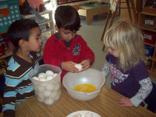 Preschoolers Activities