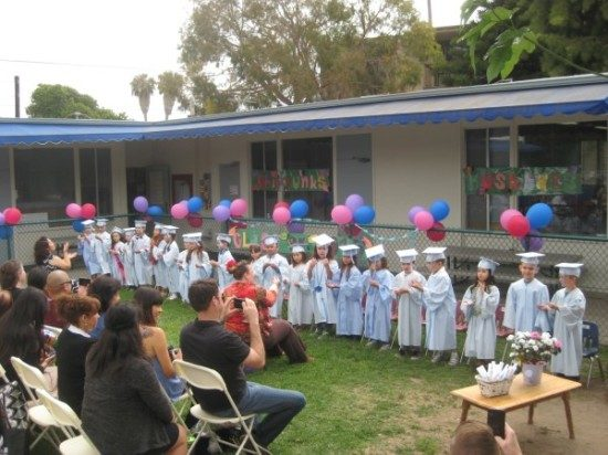 long beach preschool graduation (2)