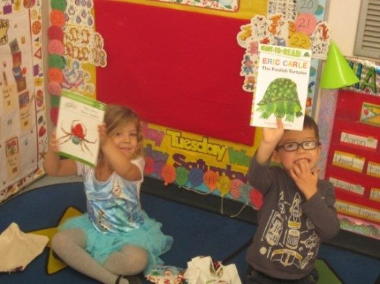 preschool book exchange party (3)