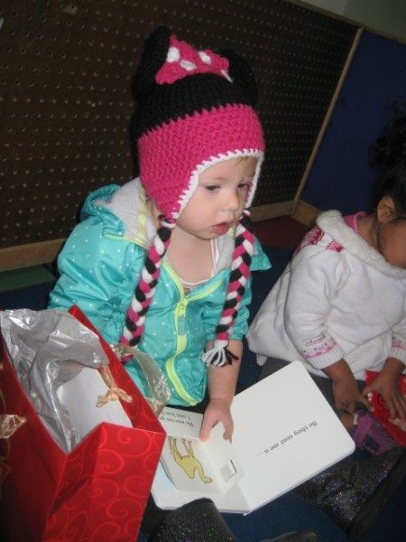 preschool book exchange party (9)