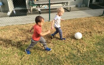 Soccer with the Munchkins